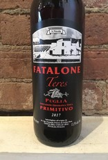 2017 Fatalone Teres Primitivo, 750ml