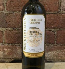 2016 Ronchi di Cialla Ribolla Gialla, 750ml