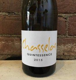 2015 Vignes de Paradis Quintessence Chasselas, 750ml