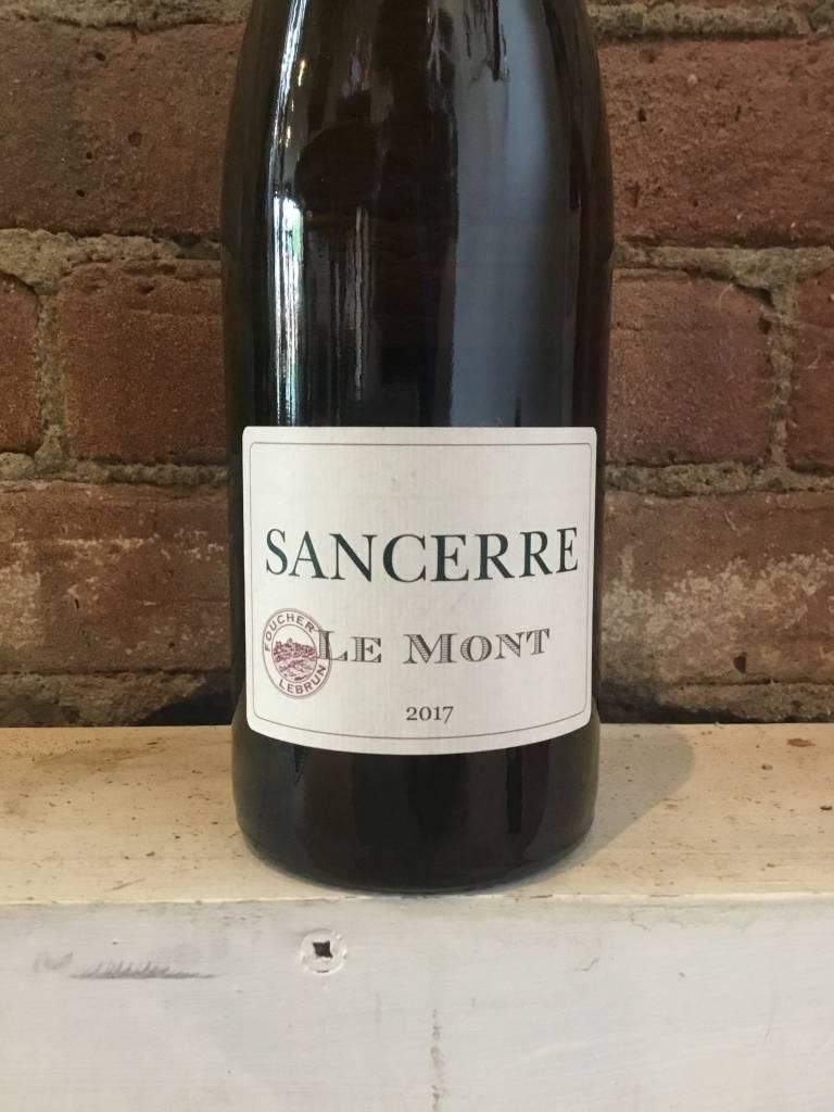 """2017 Foucher Lebrun Sancerre Blanc """"Le Mont"""", 750ml"""