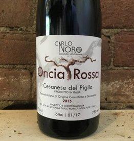 2015 Carlo Noro Oncia Rossa Cesanese Piligio, 750ml