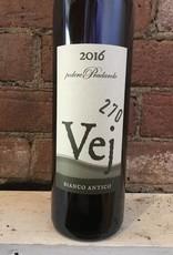 """2016 Podere Pradarolo """"Vej"""" Bianco Antico, 750ml"""