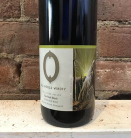 2008 Old World Winery Cabernet Sauvignon Two Block, Mounts Bench Vineyard, 750ml