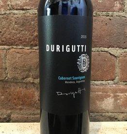 2015 Durigutti Cabernet Sauvignon, 750ml