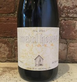 "Metal House ""Ora d'Oro"" Cider, 750ml"