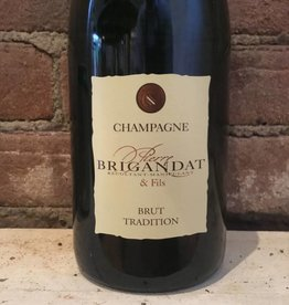 NV Pierre Brigandat Champagne Brut, 750ml