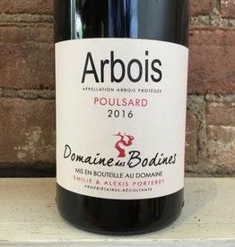 2016 Bodines Arbois Poulsard, 750ml