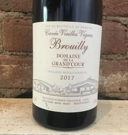 2017 Dutraive Brouilly Doamine de La Grand Cour,750ml
