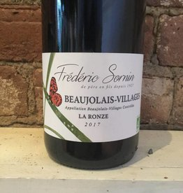 2017 Frederic Sornin Ronze Beaujolai-Villages, 750ml