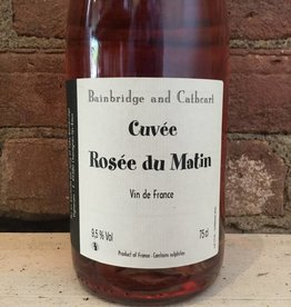 2017 Bainridge and Cathart Rose du Matin,750ml