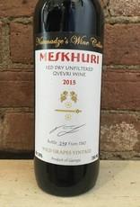 2015 Natenadze's Wine Cellar Meskhuri Red, 750ml