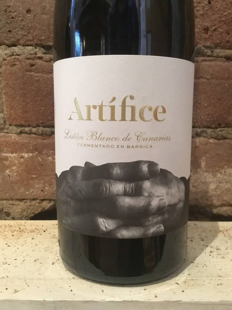 "2016 Borja Perez ""Artifice"" Listan Blanco, 750ml"