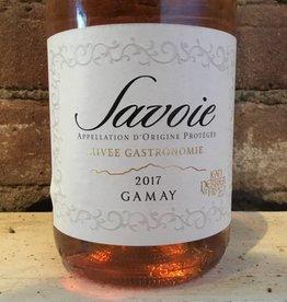 2017 Jean Perrier Savoie Gamay Rose, 750ml