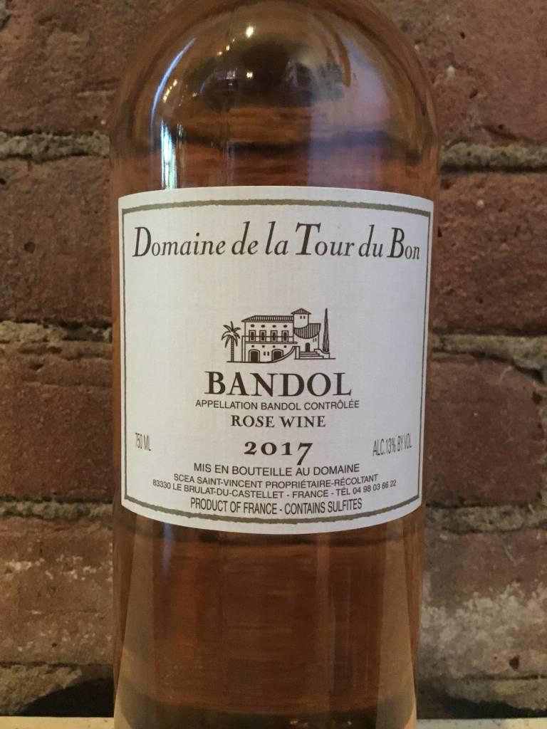 2017 Tour du Bon Bandol Rose, 750ml