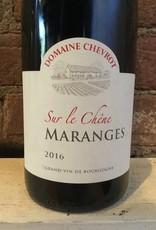 2016 Domaine Chevrot Maranges Sur Le Chene, 750ml