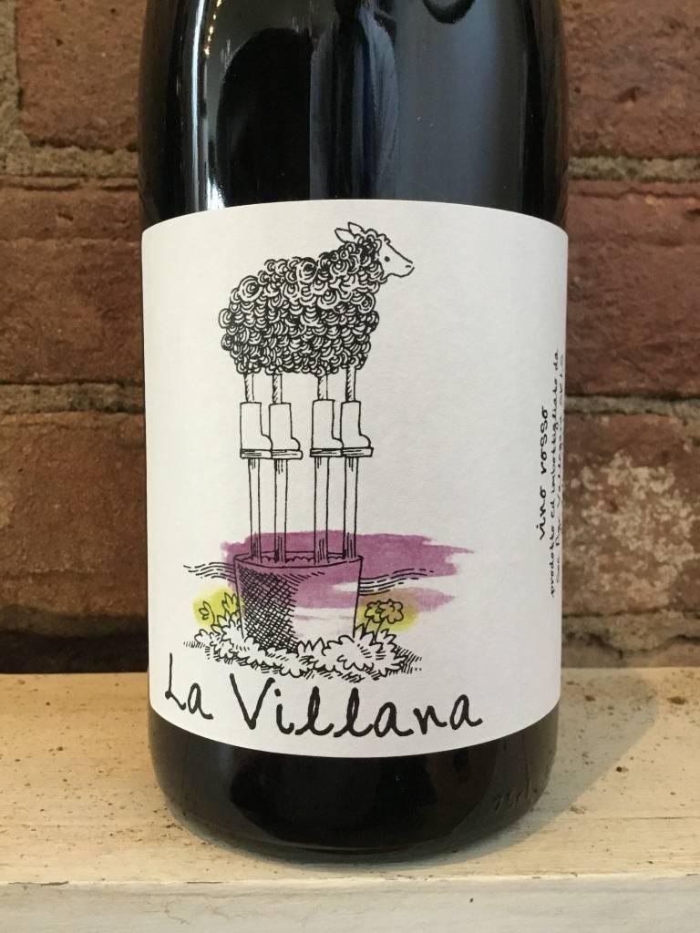2017 La Villana VDT Rosso, 750ml