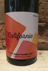 """2016 Bruno Schueller """"Californie"""" Alsace Pinot Blanc, 750ml"""