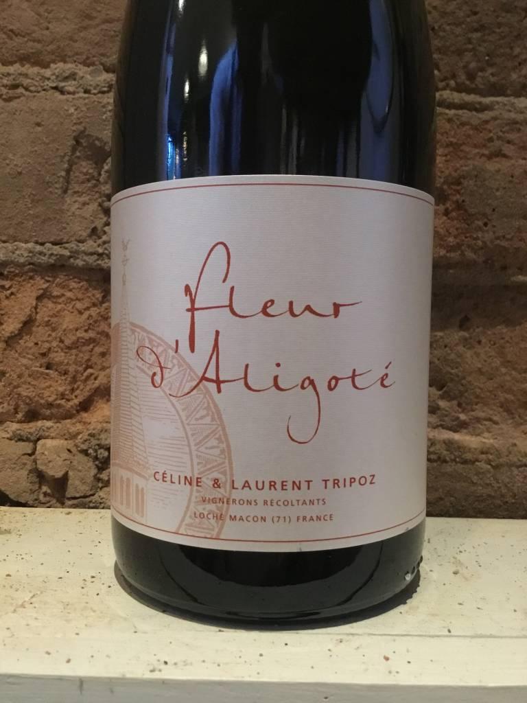 2016 Celine and Laurent Tripoz Fleur d'Aligote Mousseaux, 750ml