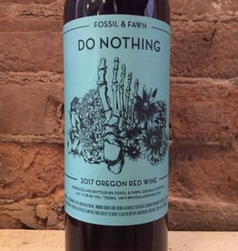 "2017 Fossil & Fawn ""Do Nothing"" Mondeuse, 750ml"