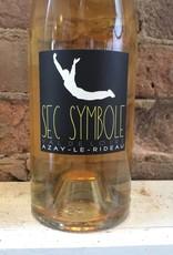 """2015  Le Sot de l'Angle """"Sec Symbole"""" Chenin, 750ml"""
