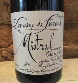 """2016 Domaine de Ferrand """"Classique Mistral"""" Cotes du Rhone, 750ml"""