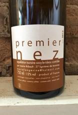 """2015 Marie-Thibault """"Le Premier Nez"""" Touraine Azay Le Rideau Blanc, 750ml"""