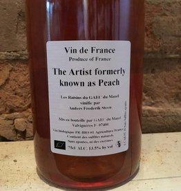 "2016 Anders Fredrick Steen ""Artist Formerly Known as Peach"" VDF Rose, 750ml"