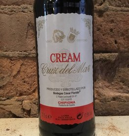 "Cesar Florido ""Cruz del Mar"" Cream Sherry, 375ml"
