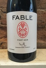 2016 Fable Wines Pinot Noir, 750ml