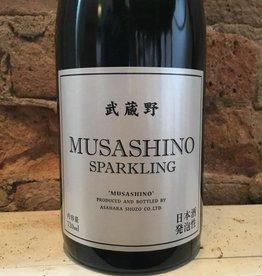 Musashino Sparkling Sake, 720ml