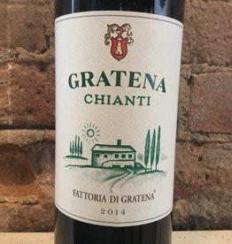2014 Gratena Chianti, 750ml