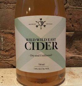 """Westwind Orchard """"Wild Wild East"""" Cider, 750ml"""