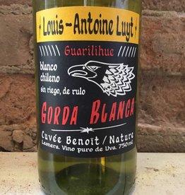 """2017 Louis-Antoine Luyt """"Gorda Blanca"""" Blanco, 750ml"""