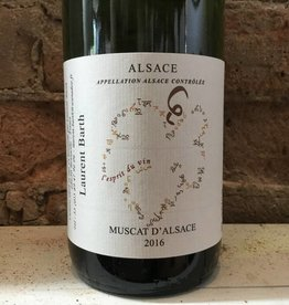 2016 Laurent Barth Muscat d'Alsace, 750ml