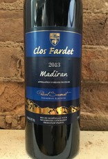 2013 Clos Fardet Madiran, 750ml