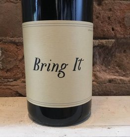 "2017 Swick ""Bring It"" Red, 750ml"