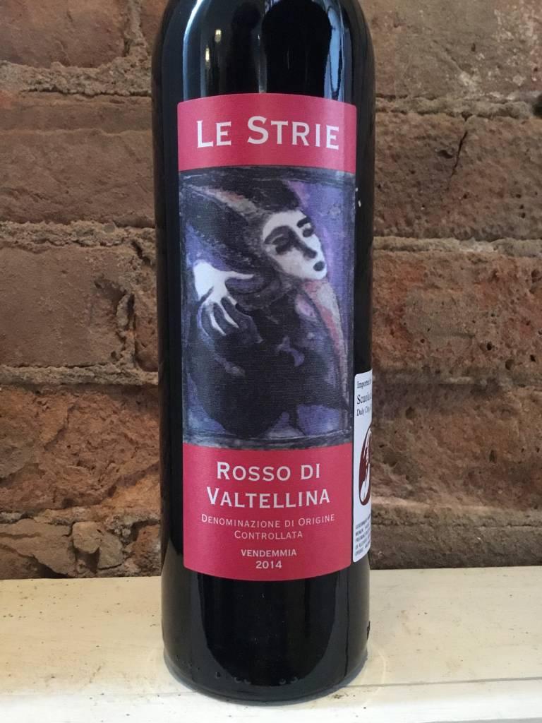2014 Le Strie Rosso di Veltellina, 750ml