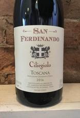 2017 San Ferdinando Ciliegiolo Rosso Toscana, 750ml