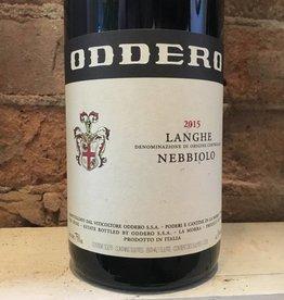 2015 Oddero Langhe Nebbiolo,750ml