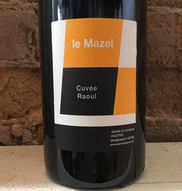"""2015 Le Mazel """"Cuvee Raoul"""" VDF, 750ml"""