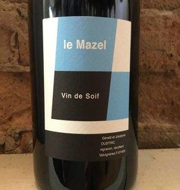 2016 Le Mazel Vin De Soif VDF, 750ml