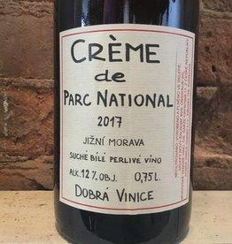 2017 Dobra Vinice Creme de Parc National, 750ml
