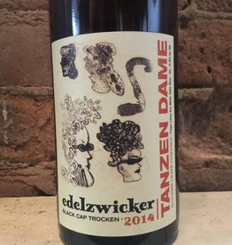 2014 Bloomer Creek Tanzen Dame Edelzwicker Black Cap,750ml