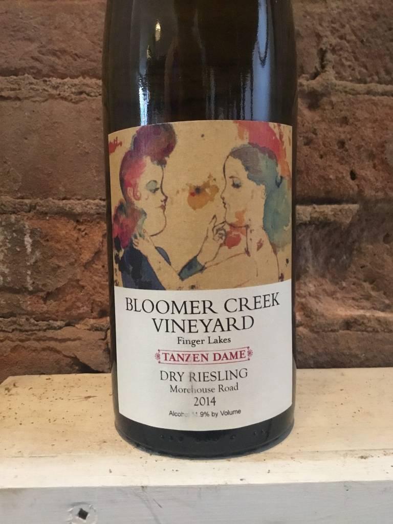 2014 Bloomer Creek Riesling Morehouse Road Tanzen Dame, 750ml