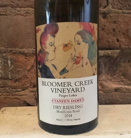2014 Bloomer Creek Riesling Morehouse Road Tanzen Dame, 750ml