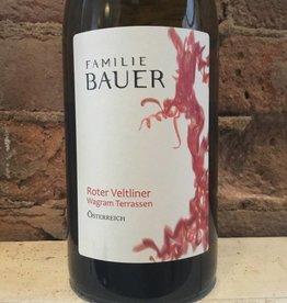 "2017  Bauer Roter Veltliner ""Terrsassen"", 750ml"