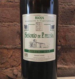2017 Hermanos de Pecina Senorio Rioja Blanco, 750ml