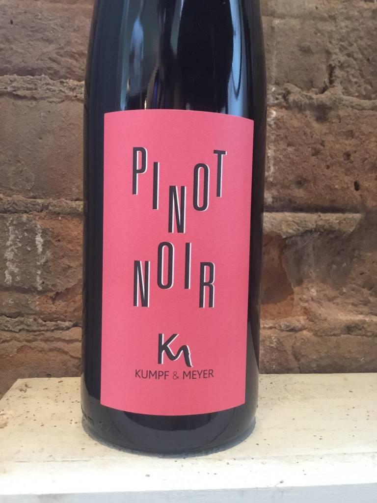 2017 Kumpf et Meyer Alsace Pinot Noir,750ml