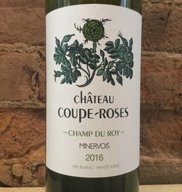 "2016 Coupe Roses VdP ""Champ du Roy"" Blanc, 750ml"