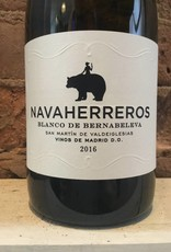 2016 Bernabeleva Navaherreros Blanco, 750ml